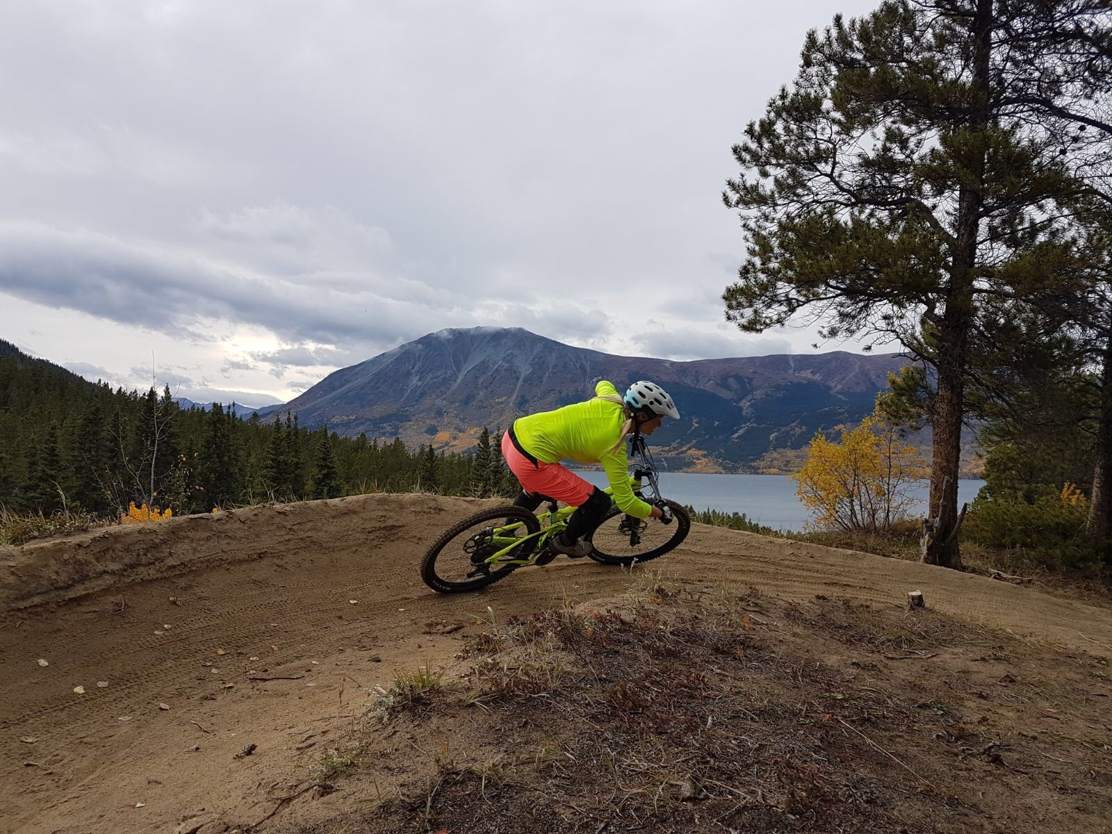 Boreale Backcountry Mountain Biking